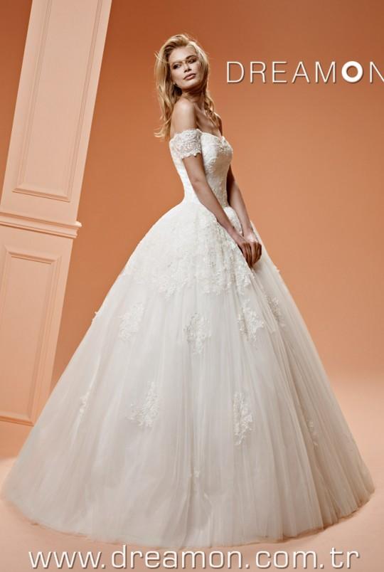 8c094c922fd00 Ball Gown Wedding Dresses GELINLIK KOLEKSİYONU